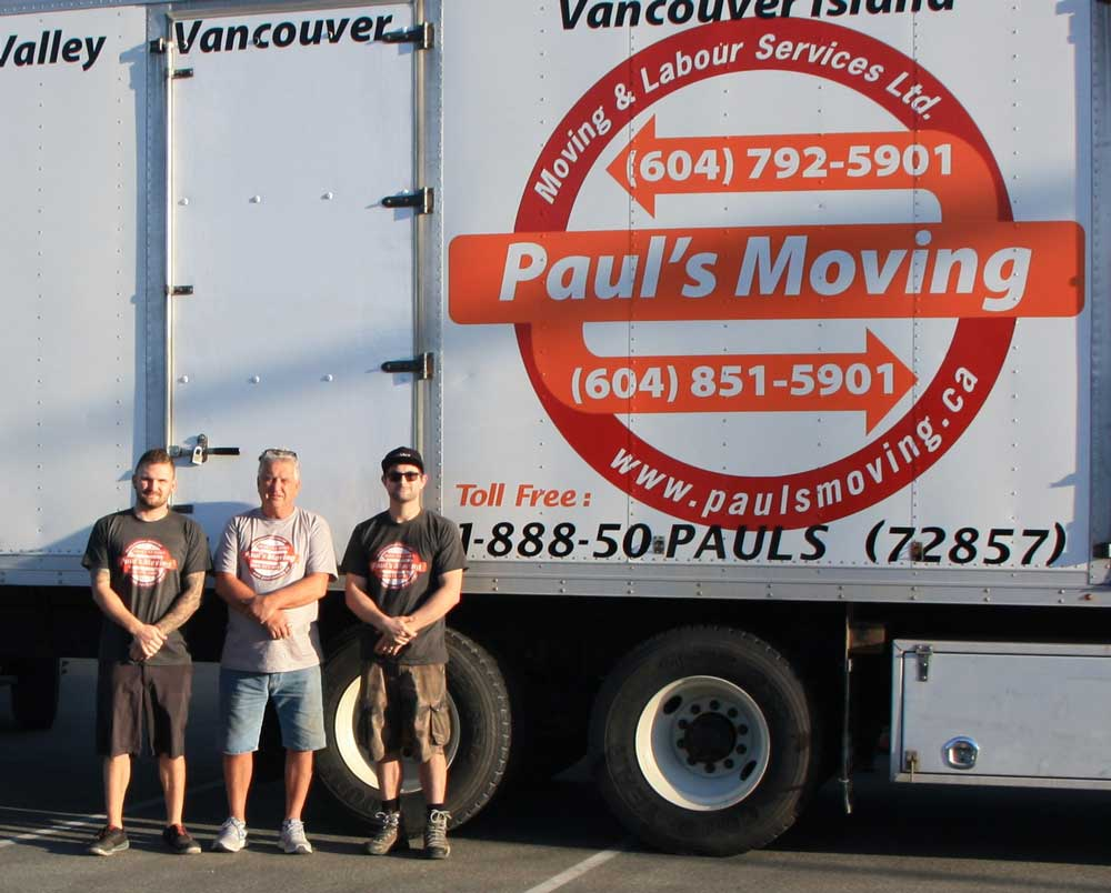 moving truck movers
